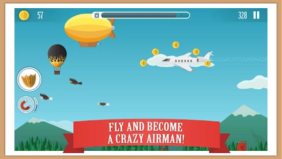 Crazy Air Travel - náhled