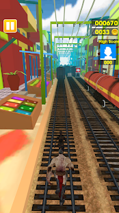 Subway Rush Surf