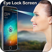 Eye Scanner Lock Screen Prank