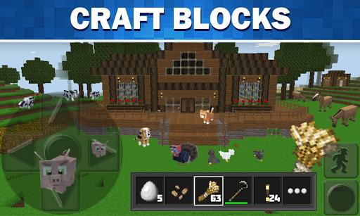 WorldCraft: 3D Build & Craft 3.5.12 screenshots 2