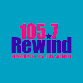 Rewind 105.7 - Hits from the 80's, 90's & More