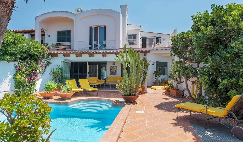 Villa with garden and terrace Forio