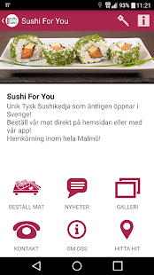 Sushi For You- screenshot thumbnail