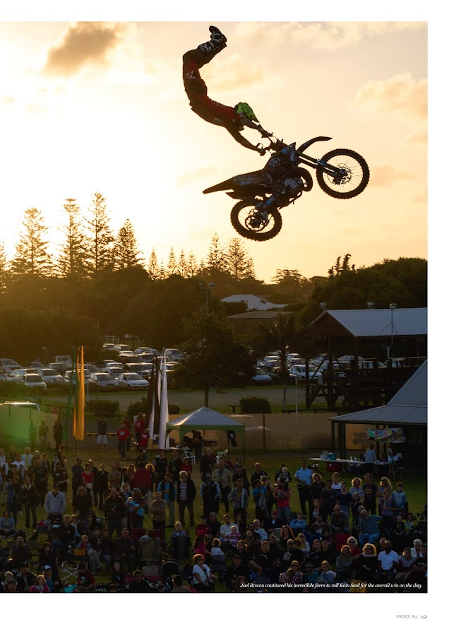 Freerider MX- screenshot