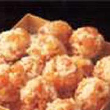 Apricot Walnut Balls Recipe