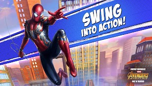MARVEL Spider-Man Unlimited screenshot for Android