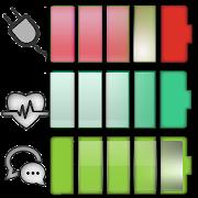 Battery Charging Animate-Battery Life Saver& Alarm