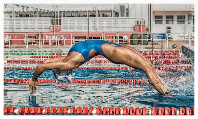 energia olimpica di Rino Lio