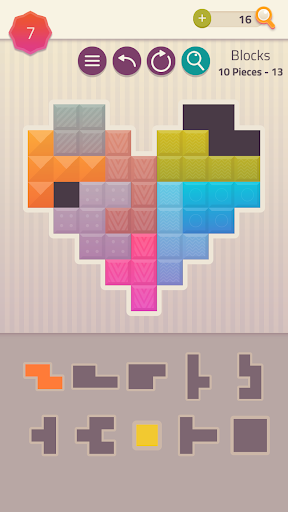 Polygrams - Tangram Puzzle Games 1.1.33 screenshots 13