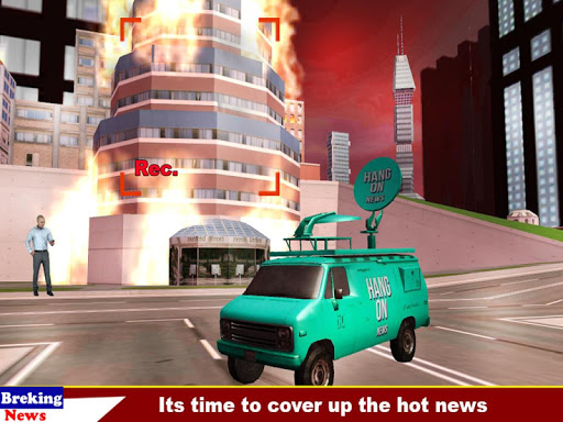News Reporter Dream Job 1.0 5