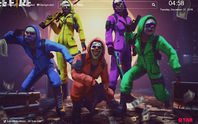 Free Fire Wallpaper For New Tab Browse millions of popular free fire wallpapers and ringtones on zedge and personalize your phone to suit you. free fire wallpaper for new tab