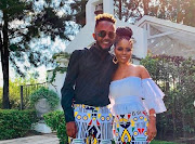 Kwesta and Yolanda Vilakazi have welcomed their new baby girl.