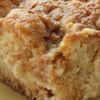 Apple Dump Cake No Butter