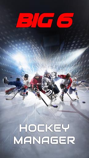 Big6 Hockey Manager screenshots 1