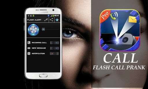 Flash Blinking on Call SMS