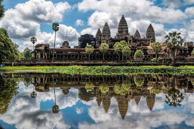 Angkor Wat di Matteo Pasotti