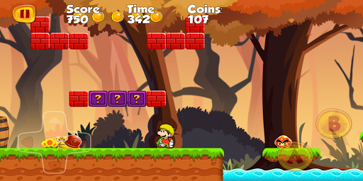 Jungle World of dario Adventure android2mod screenshots 10