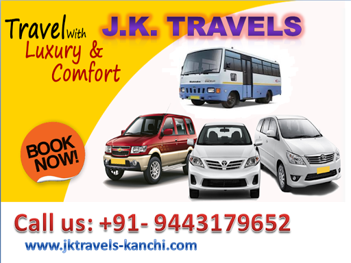 J.K. Travels and taxi on Google
