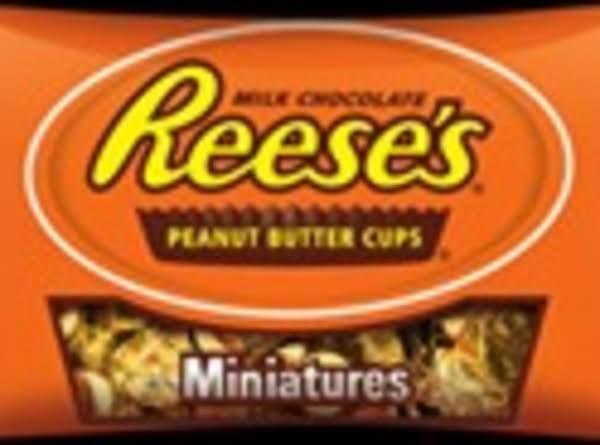 Reese's Miniature Peanut Butter Treats