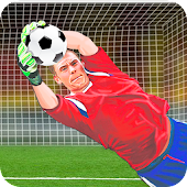 Soccer World Goalkeeper Game Football League