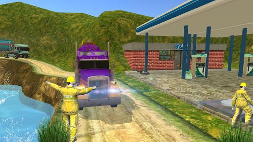 Hill Top Truck Driving 3D 1.3 screenshots 4