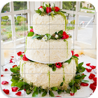 婚礼蛋糕 拼图 icon
