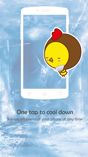 Phone Cooling- Cool your phone