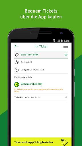VRR App - Fahrplanauskunft  screenshots 4