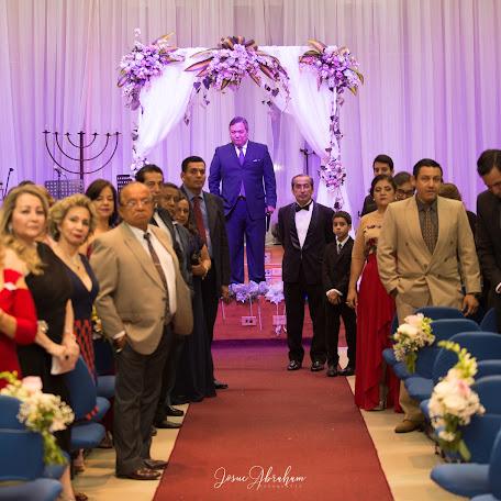 Wedding photographer Josue Abraham (JosueAbraham). Photo of 18.02.2018