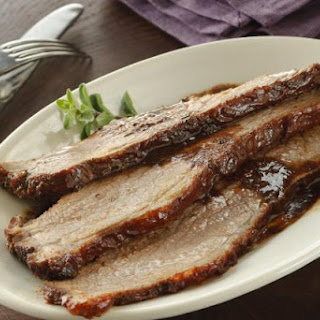 Sweet and Savory Coca Cola Brisket