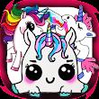 how to draw horse unicorn