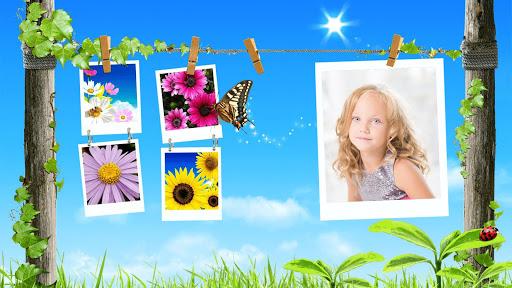Lovely Flower Frames