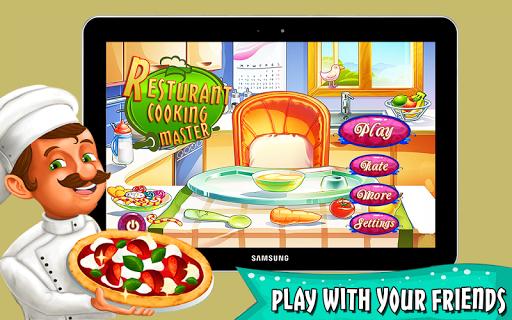 Restaurant Cooking Master