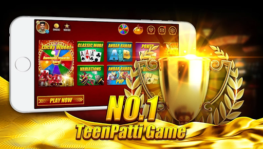 TeenPatti Travel  -  Online Poker Game