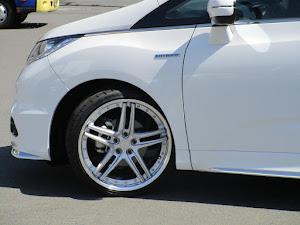 オデッセイ RC4 HYBRID ABSOLUTE・Honda SENSING・EXパッケージのカスタム事例画像 kaz0309さんの2018年03月26日20:07の投稿