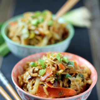 Easy Asian Noodles.