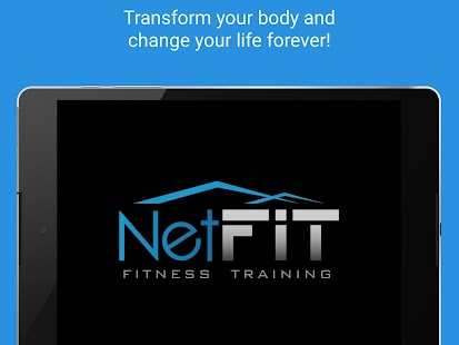 NetFit- screenshot thumbnail