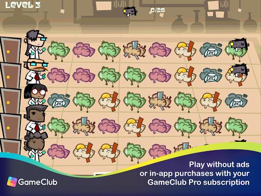 Zombie Match Defense: Fun, Brainy Match-3 Puzzles 1.2.78 screenshots 15