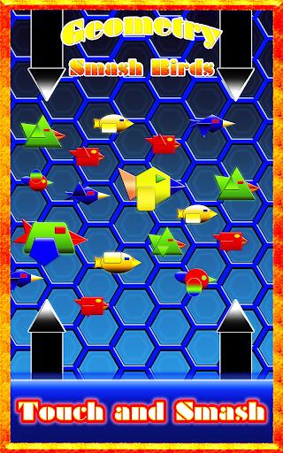 免費下載街機APP|Geometry Smash Birds app開箱文|APP開箱王