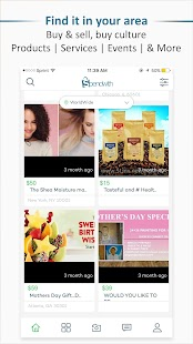 Spendwith - Buy & Sell, by Culture- screenshot thumbnail
