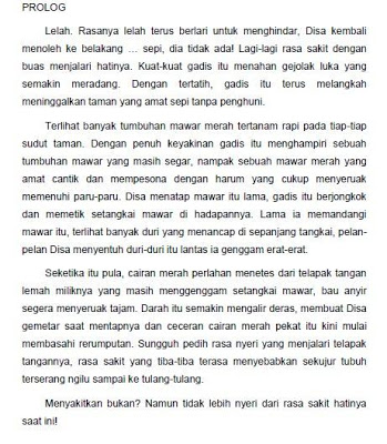 Novel Remaja Back to Desember - screenshot