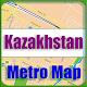 Kazakhstan Metro Map Download for PC Windows 10/8/7