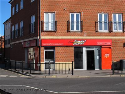 Pizza Hut Delivery On Forton Road Pizza Takeaway In
