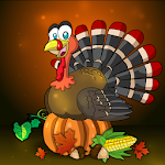HFG Free New Escape Games - Thanksgiving icon