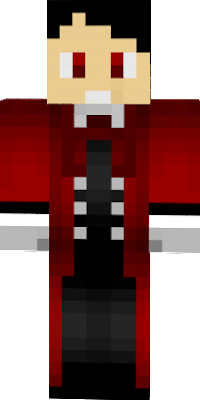 skin minecraft alucard