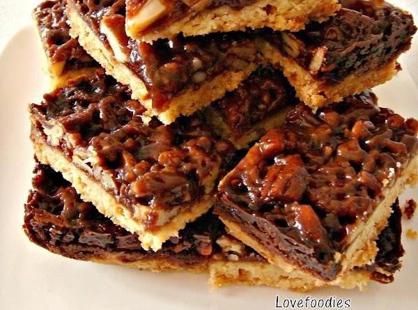 Caramel Pecan Bars Recipe