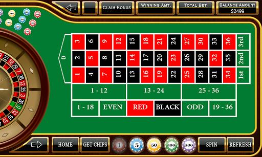 Roulette - Casino Style! 4.28 screenshots 14