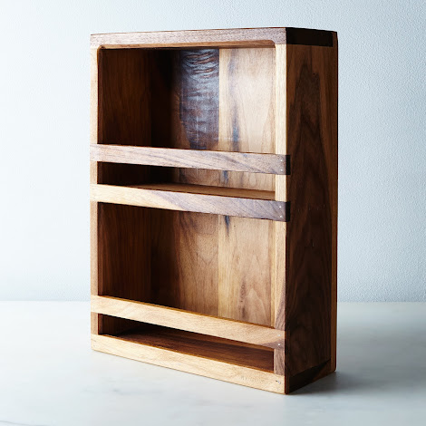 Reclaimed Wood Kitchen Cubby