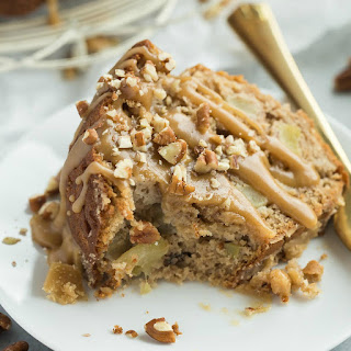 Praline Apple Bundt Cake