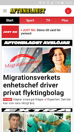 Aftonbladet 4.0.40 screenshot 623611